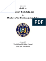 Revised NYSP SAFE Act Guide