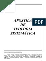 APOSTILA_TEOLOGIA_SISTEMTICA