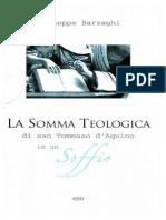 Giuseppe B.-La somma teologica di Tommaso in un  soffio.pdf