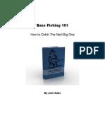 E-Book Bass Fishing 101