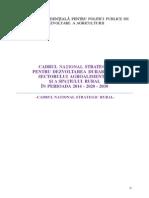 Document 2013 07-1-15105321 0 Documentul Comisiei Prezidentiale Pentru Agricultura