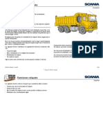 Scania - Camiones Volquete