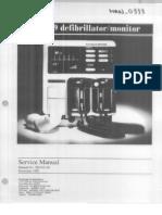 Physio Control Lifepak 9 - Service Manual