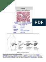 Non-Alcoholic Steato-Hepatitis - NASH (2013) Wikipedia-Medline-WebMd