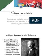 31 1 postwar uncertainty
