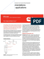 White Paper-Fire Pump Overcurrent Protection