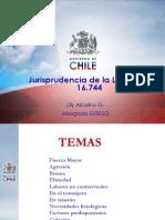 Jurisprudencia 2010 SUSESO-1 (1) Labores No Contractuales