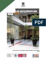 Plan Anticorrupcion Secgen 2014