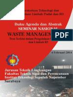 Abstrak Semnas Waste Management II