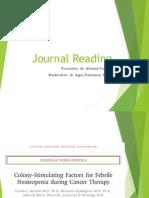 Journal Reading GCSF