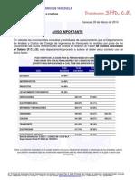 Importancia Del Fcas (Marzo 2014)