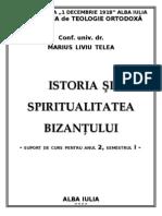 Marius Liviu Telea - Bizantinologie