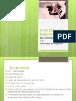 Caso Clinico de Endodoncia