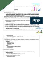 Planificación Diversificada 3° Básico