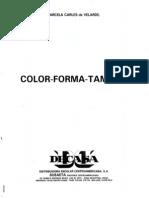 Terapia del habla - Color - Forma - Tamaño