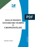 apostila cronoanálise