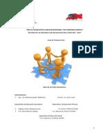 Plan de Trabajo Agp 2014
