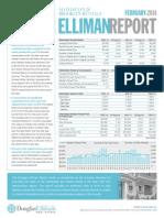 Douglas Elliman Rentals 2.2014 Report