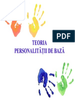 3. Teoria Personalitatii de Baza