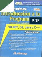 Ramirez F. 2007 . Introduccion a La Programacion U2