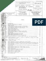 STAS 6648-1-82 Calcul Aporturi de Caldura Din Exterior