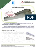 03 - Beghelli LED Tube Fitting Series