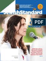 North Jersey Jewish Standard, March 28, 2014
