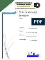 Dhaviid - Diagrama Del Ciclo Del Software