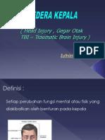Cedera Kepala Fix