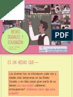 Redes Sociales y Educación León 2014