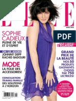 Elle Quebec 2010-04