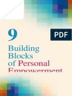 9 Building Blocks of Personal Empowerment