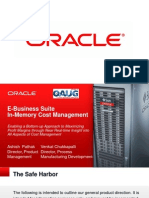 In Memory Management OPM