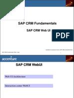 SAP CRM Fundamentals_WebUI