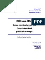 ISO Kaizen-Blitz Iberoamerica