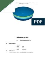 Memoria de Calculo Reservorio Atuncolla Cap 60 m3