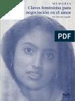 Claves feministas para la negociación en el amor  - Marcela Lagarde (1)