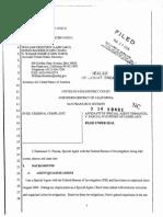 Leland Yee Indicted On Bribery, Corruption Charges