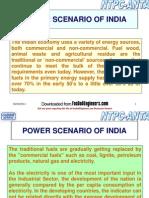 Power Scenario of India