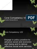 core competency 8