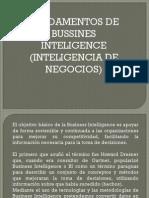 Introduccion a Inteligencia de Negocios