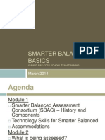 smarter balanced basics modules 1 2 3