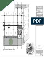 d2-2 - Planta Arquitectonica y Trama de Pisos n2 - Cuerpo d2