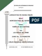 Los Modos Verbales Carlos Emmanuel García Morales.docx