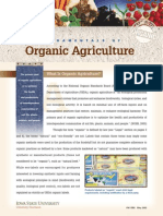 (Gardening) Fundamentals of Organic Agriculture