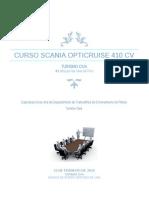 Curso Scania Opticruise 410 Cv