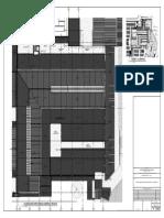 d0-5 - Planta Arquitectonica de Techos - Cuerpo d