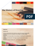Art History the History of Drawing