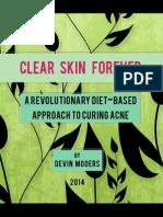 Clear Skin Forever Sneak Peek