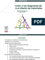 Tema1.MaterialesCERAMICOS.DiagramasdeFase